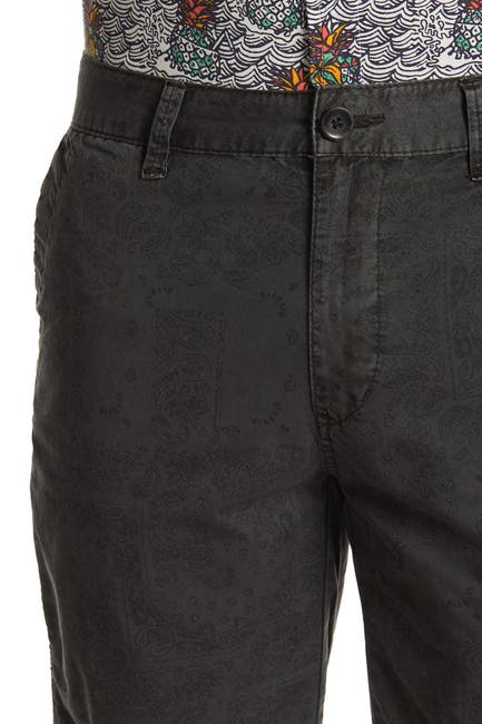 Image of UNION DENIM Bandana Chino Shorts