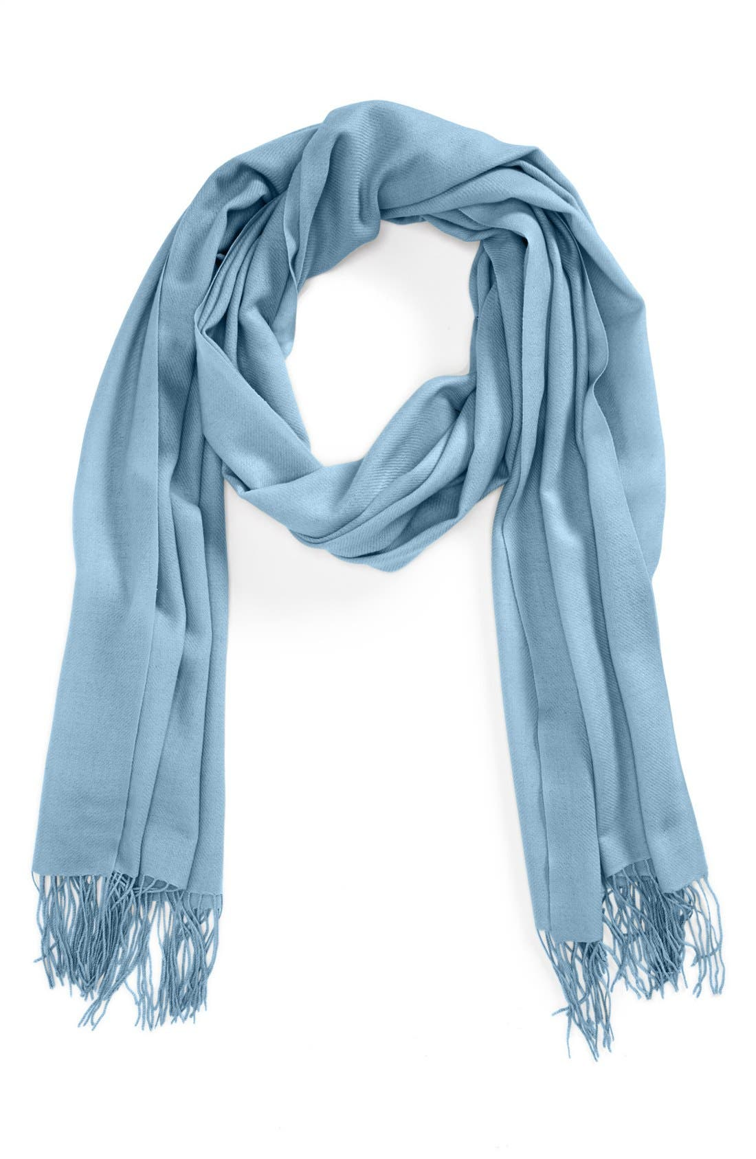 ,                             Tissue Weight Wool & Cashmere Wrap,                             Main thumbnail 120, color,                             482