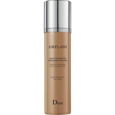 Dior Diorskin Airflash Spray Foundation - 4 Warm Olive