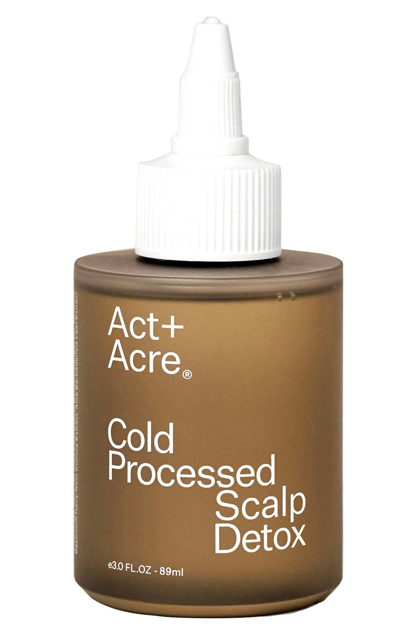 Act+Acre Cold Processed Scalp Detox at Nordstrom