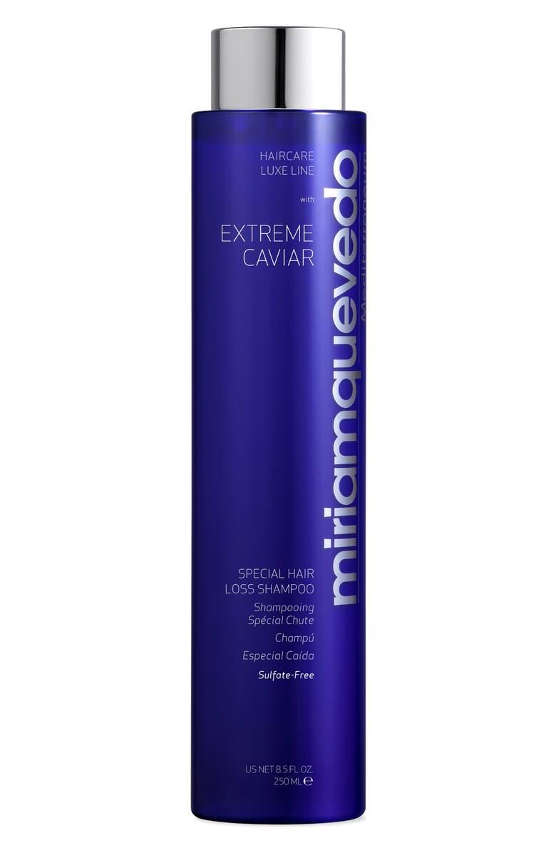 MIRIAM QUEVEDO SPACE.NK.apothecary Miriam Quevado Extreme Caviar Special Hair Loss Shampoo, Main, color, NO COLOR