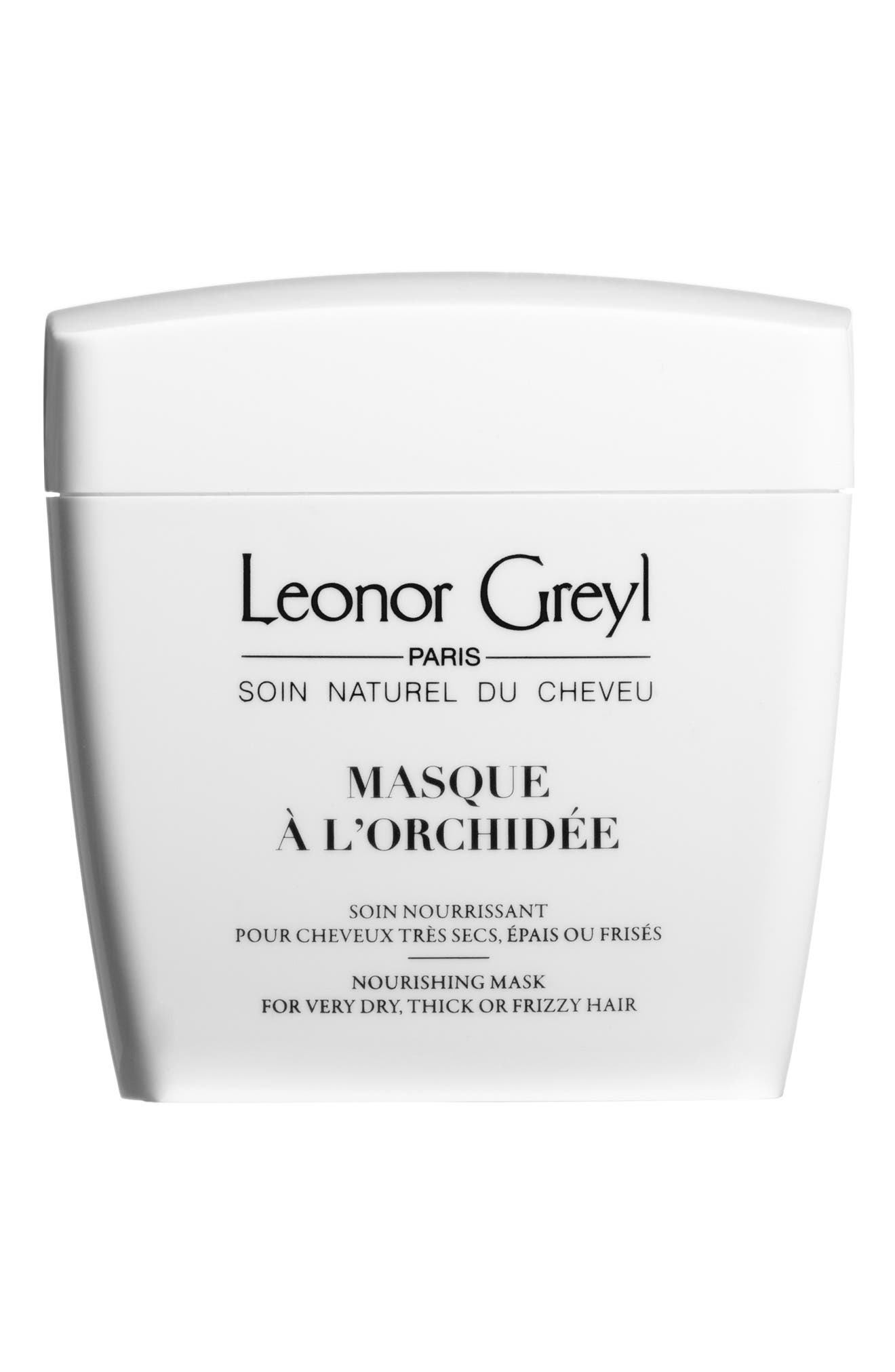 Masque A L'Orchidee Softening Hair Mask