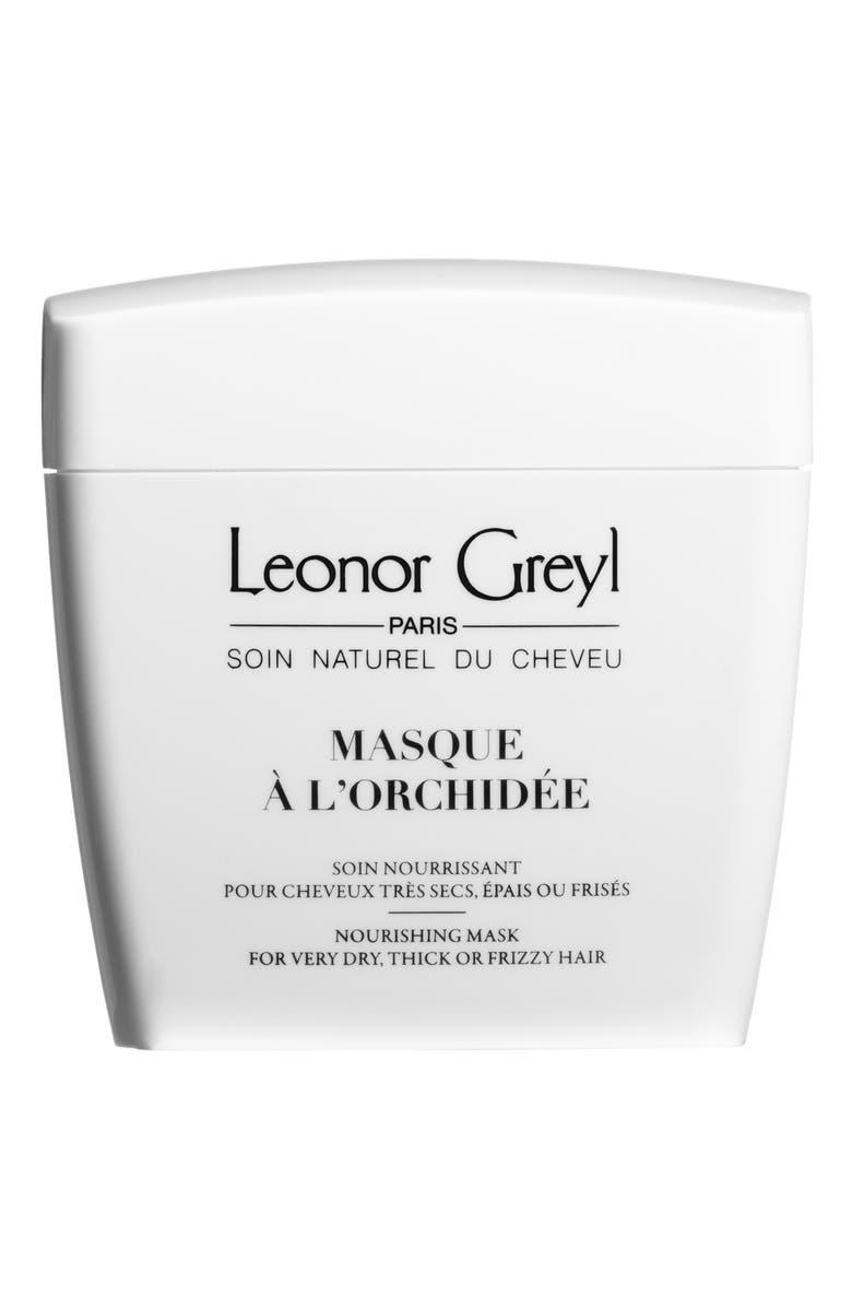 LEONOR GREYL PARIS Masque à l'Orchidée Softening Hair Mask, Main, color, NO COLOR