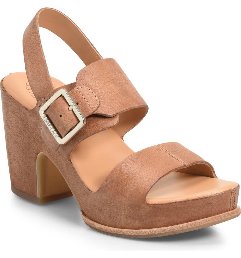 KORK-EASE<SUP>®</SUP> San Carlos Platform Sandal, Main, color, 200
