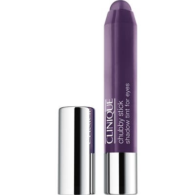 Clinique Chubby Stick Shadow Tint For Eyes - Portly Plum