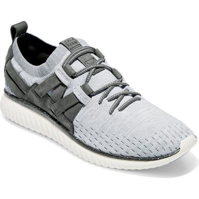Cole Haan Grand Motion Stitchlite Sneaker- Grey