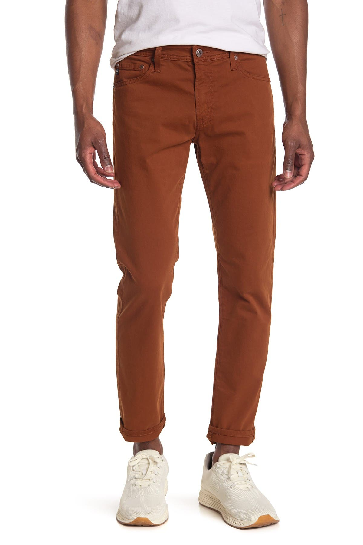 Image of AG Dylan Slim Skinny Jeans