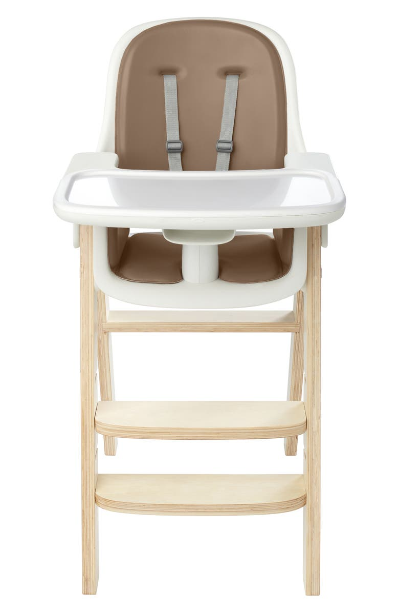 OXO TOT 'Sprout' Chair, Main, color, TAUPE/ BIRCH