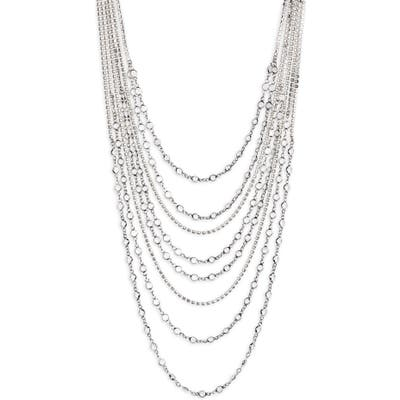 Cristabelle Crystal Multistrand Necklace