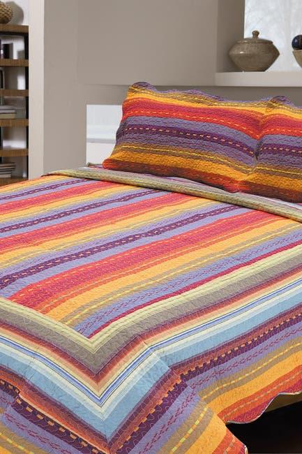 Image of Melange Home Sedona Full/Queen Quilt Set