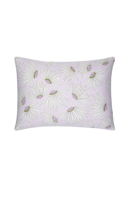 Image of kate spade new york falling flowers comforter set - twin xl - candy tuft