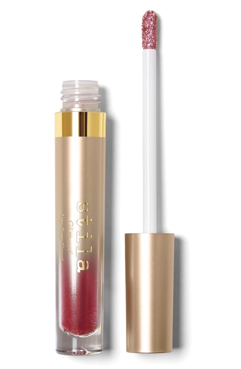 STILA Glitterati Lip Top Coat, Main, color, IGNITE