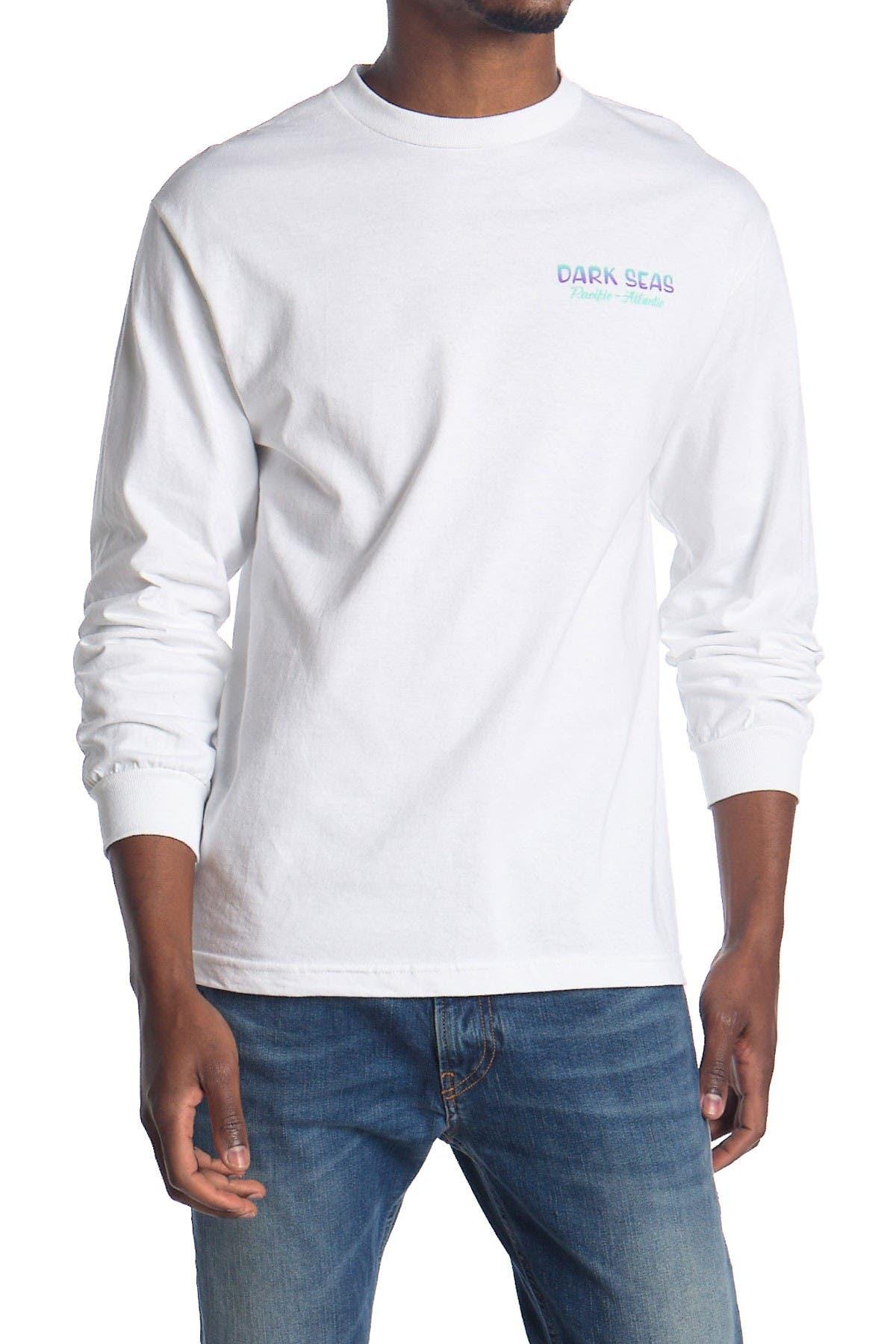 Image of DARK SEAS Avalon Long Sleeve Graphic Shirt