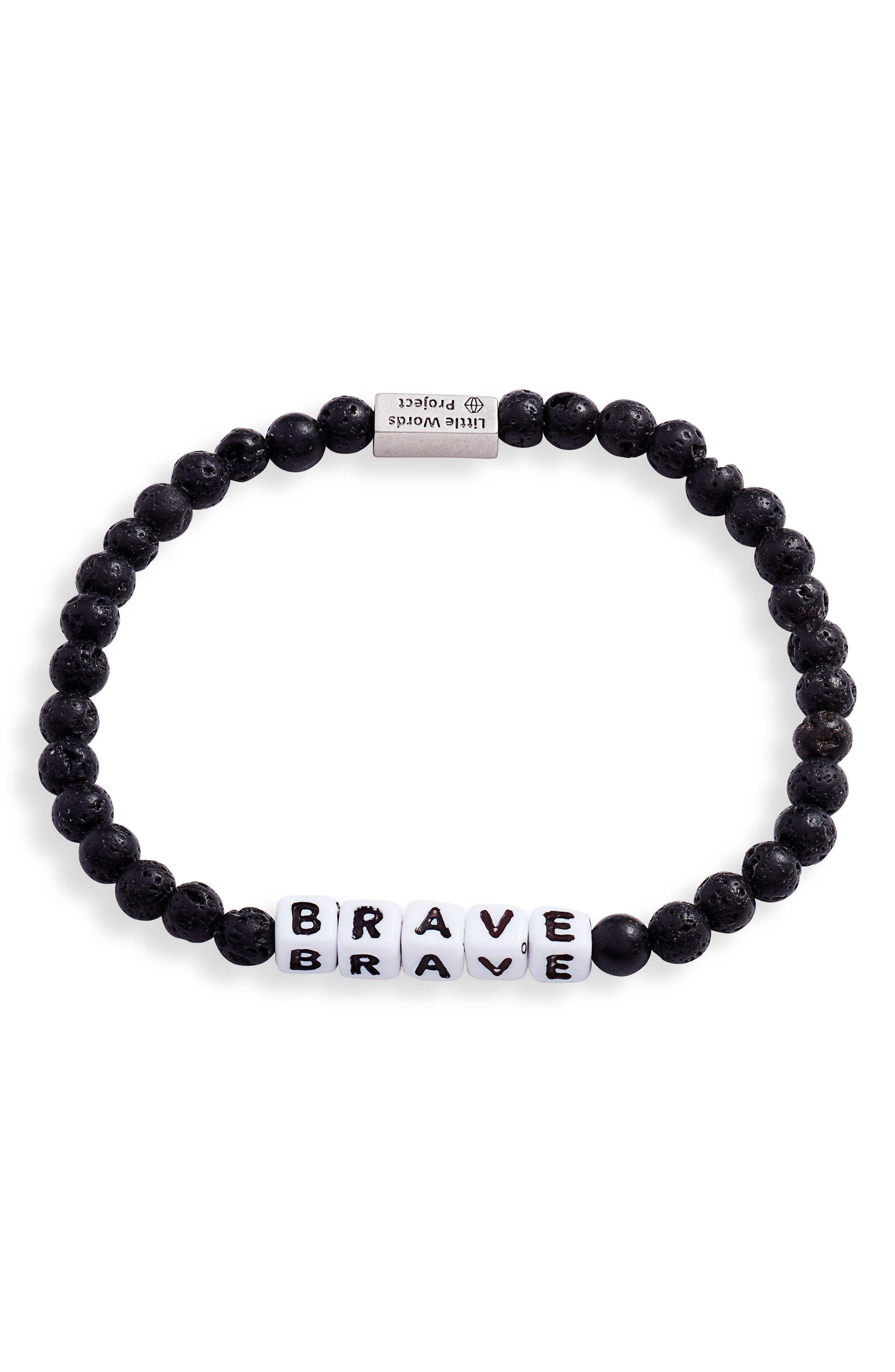 Brave Stretch Bracelet