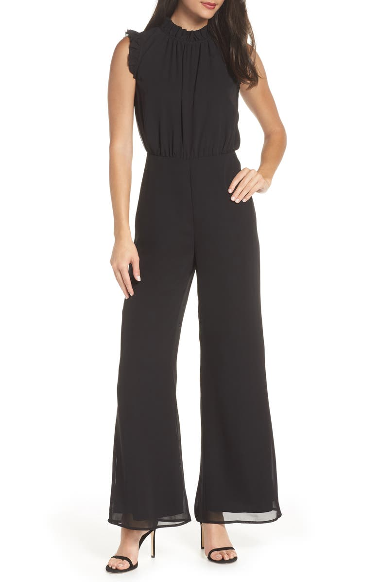 ALI & JAY It's You Girl Wide Leg Jumpsuit, Main, color, 001