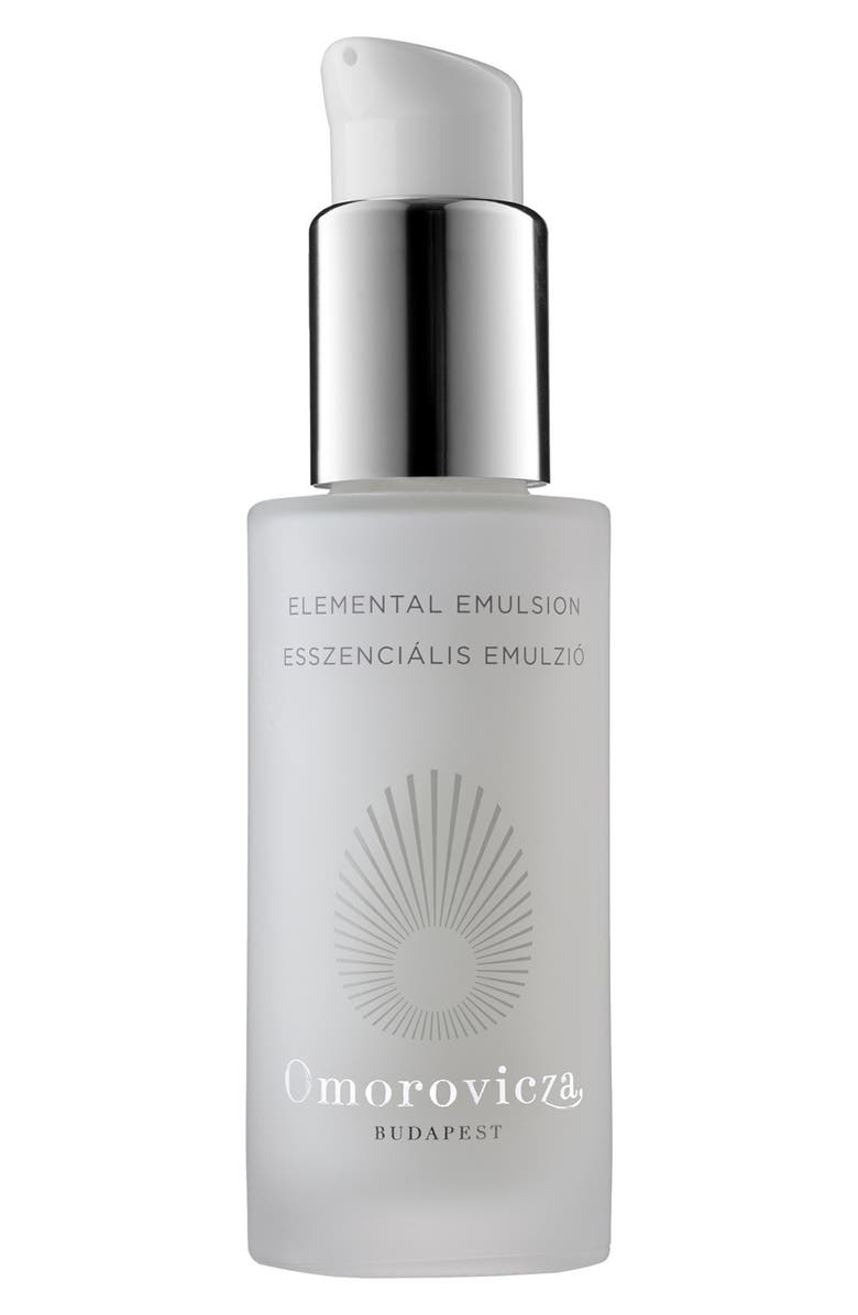 OMOROVICZA Elemental Emulsion Hydrating Lotion, Main, color, NO COLOR