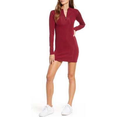 Nike Sportswear Long Sleeve Minidress