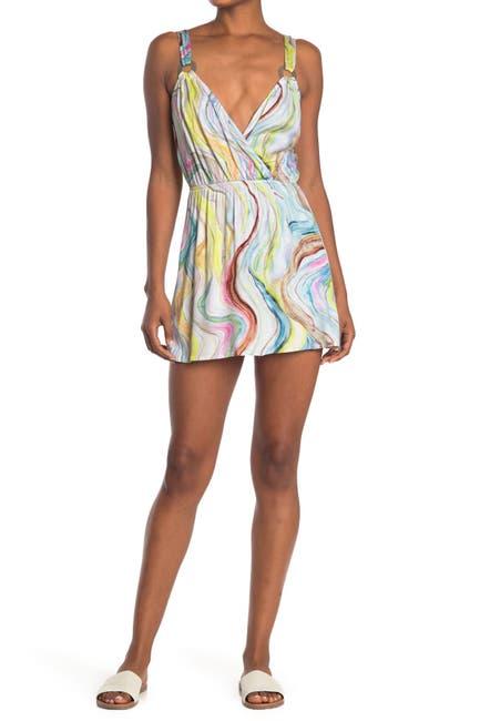 Image of The Bikini Lab New Wave Cover Up Dress