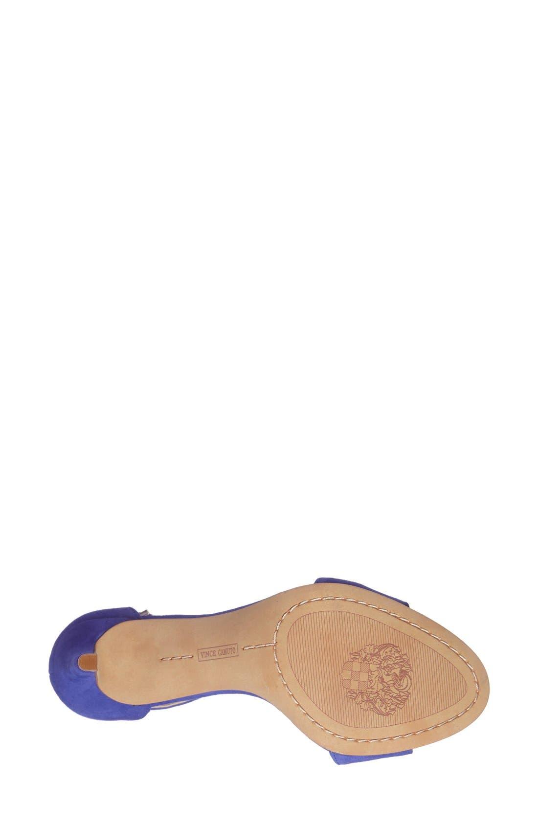 ,                             'Court' Ankle Strap Sandal,                             Alternate thumbnail 71, color,                             461