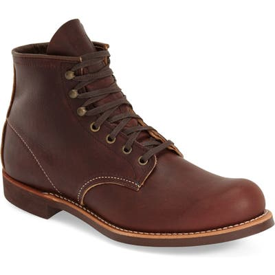 Red Wing Blacksmith Boot, Brown