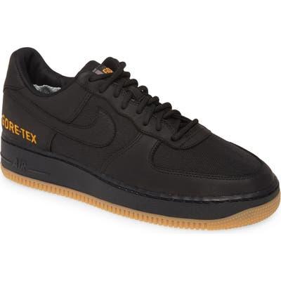 Nike Air Force 1 Gore-Tex Waterproof Sneaker- Black
