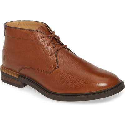 Hush Puppies Davis Chukka Boot- Brown