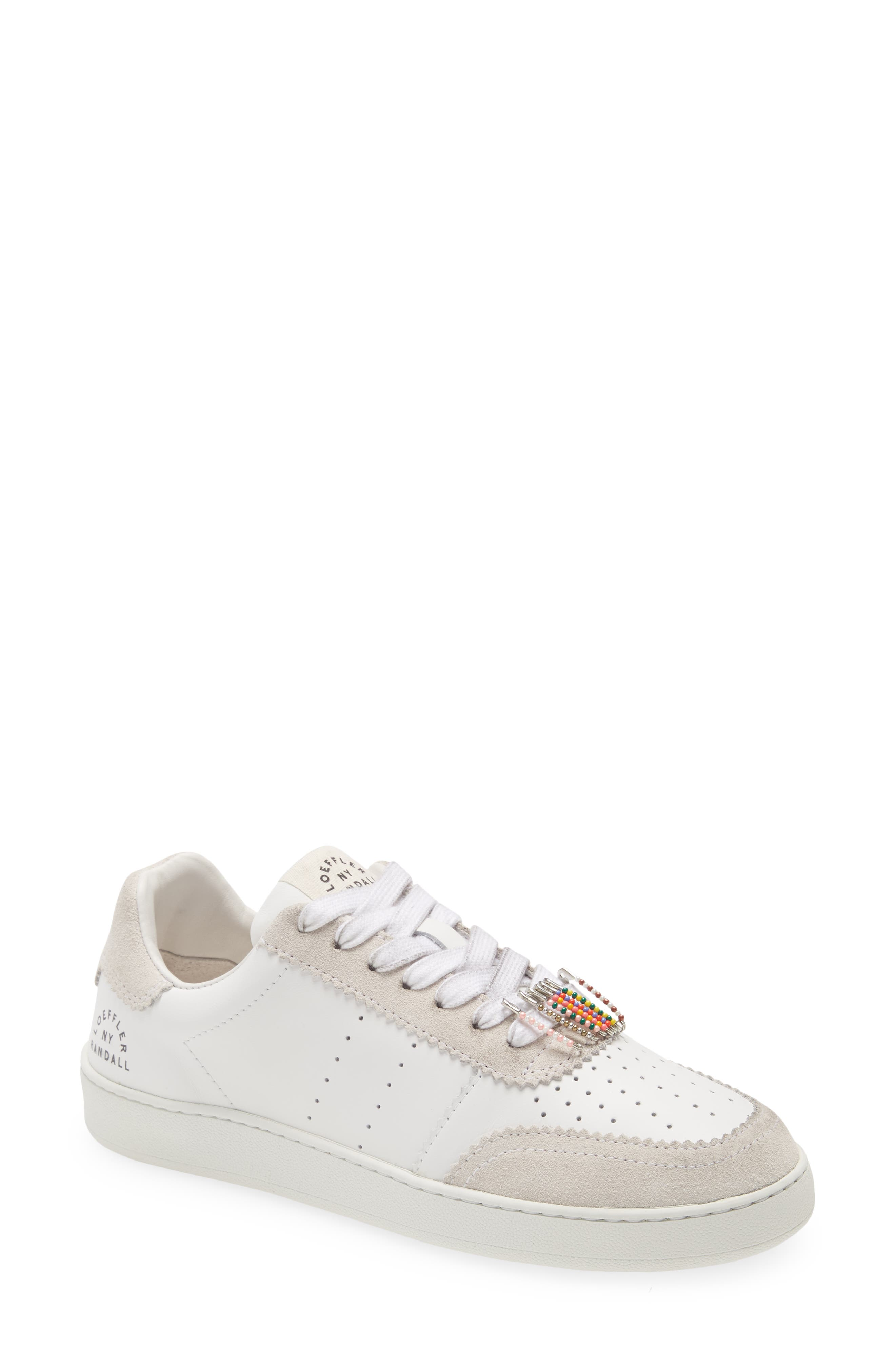 Keeley Low Top Sneaker With Charms