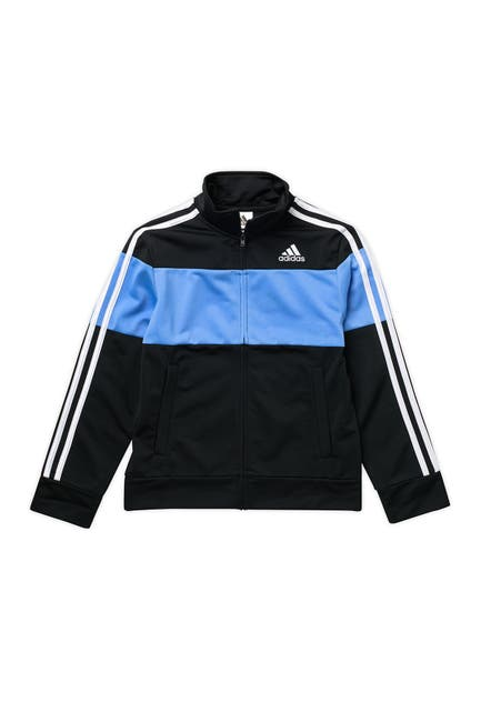 Image of ADIDAS ORIGINALS Colorblock 3-Stripes Tricot Jacket