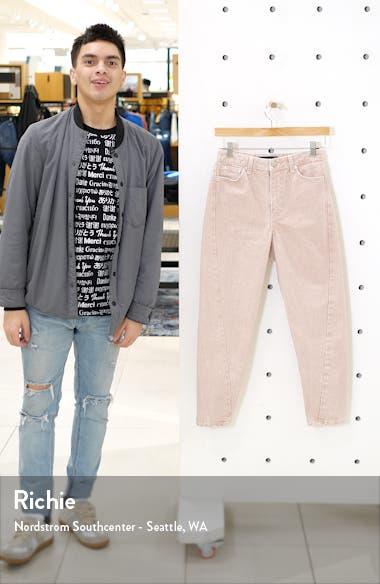 IDOL Twist Seam Mom Jeans, sales video thumbnail