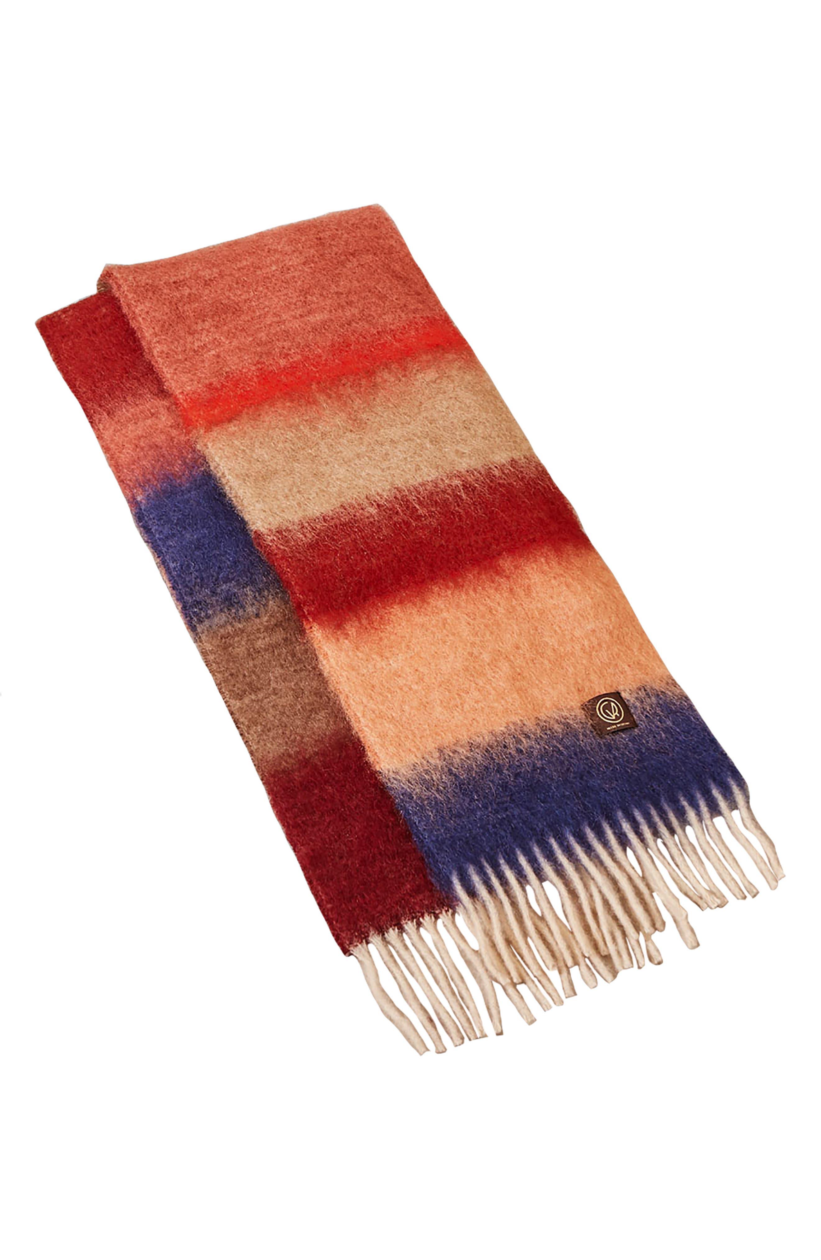 X Ezcaray Matisse Mohair & Wool Scarf