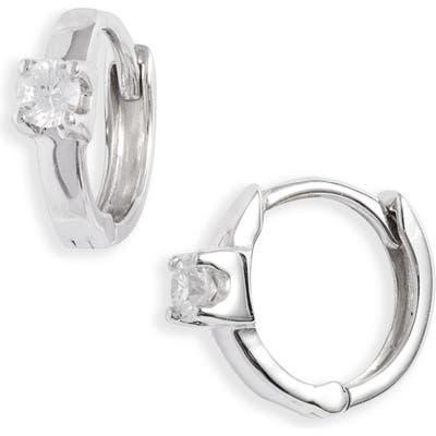 Bony Levy Amara Classic Diamond Huggie Earrings (Nordstrom Exclusive)