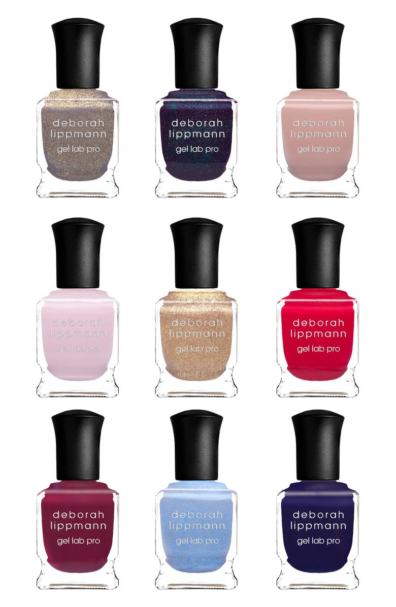 DEBORAH LIPPMANN Treasure Chest Gel Lab Pro Nail Color Set, Main, color, NO COLOR