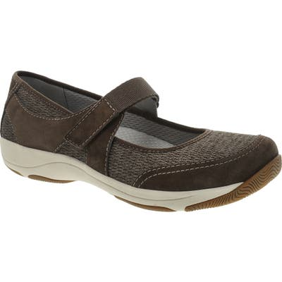 Dansko Hennie Flat - Brown