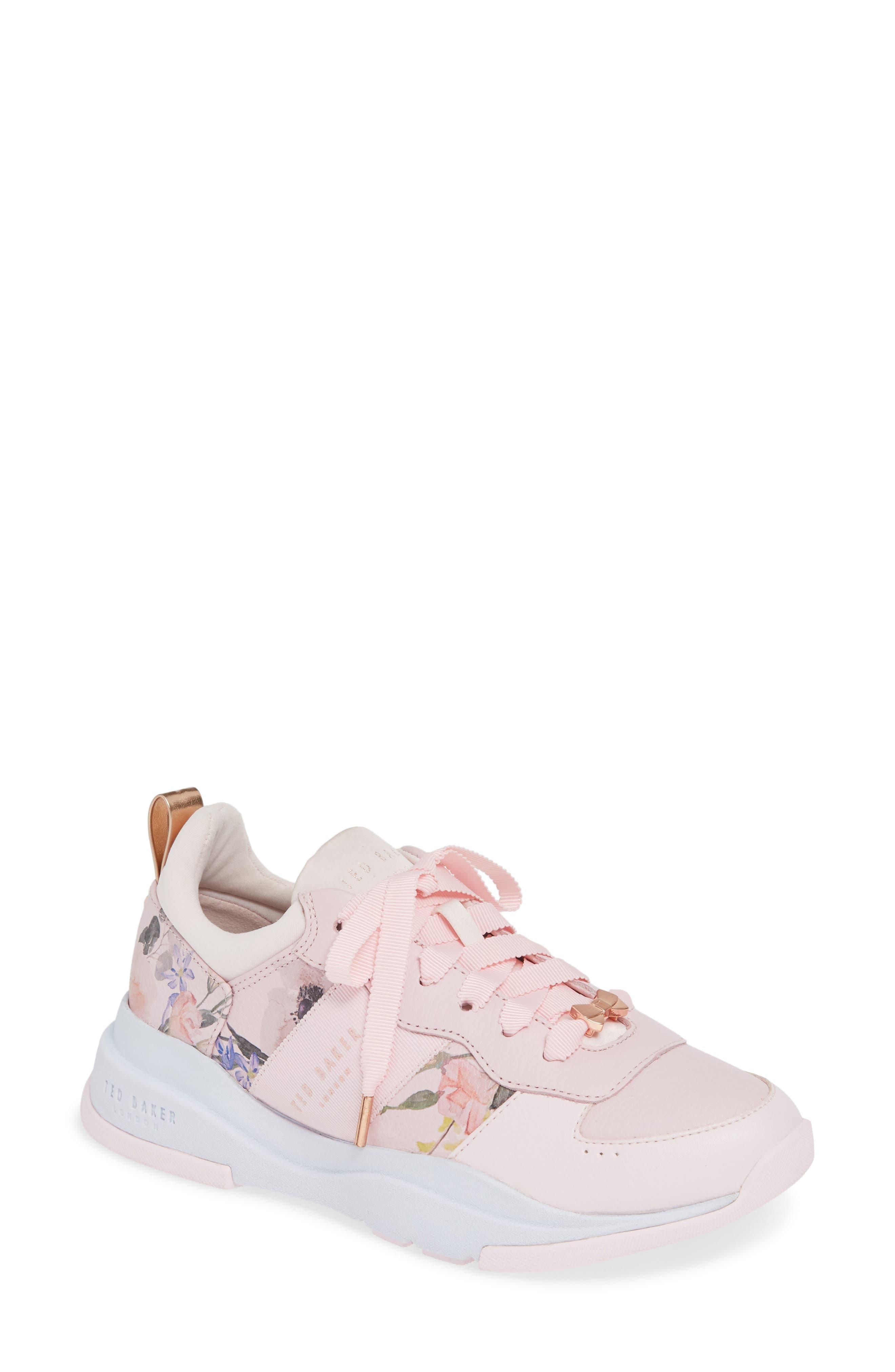 Ted Baker London Waverdi Sneaker, Pink
