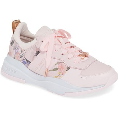 Ted Baker London Waverdi Sneaker, Pink