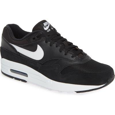 Nike Air Max 1 Sneaker, Black