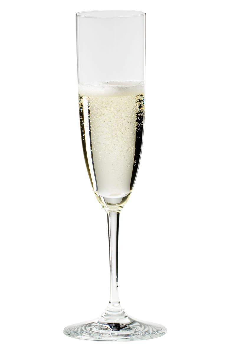 RIEDEL Vinum Set of 2 Champagne Flutes, Main, color, 100