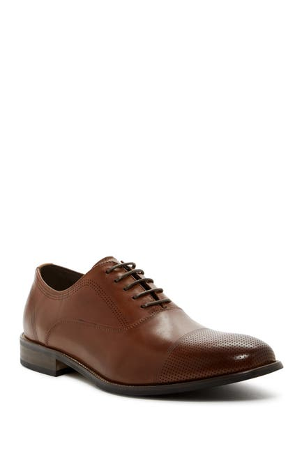 Image of Kenneth Cole Reaction Jean-ial Leather Derby