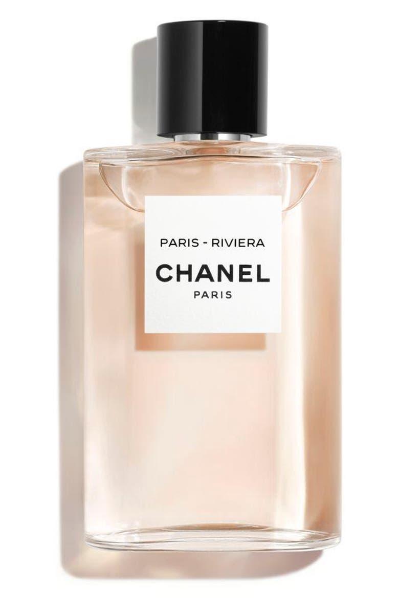 CHANEL LES EAUX DE CHANEL PARIS-RIVIERA Eau de Toilette, Main, color, NO COLOR