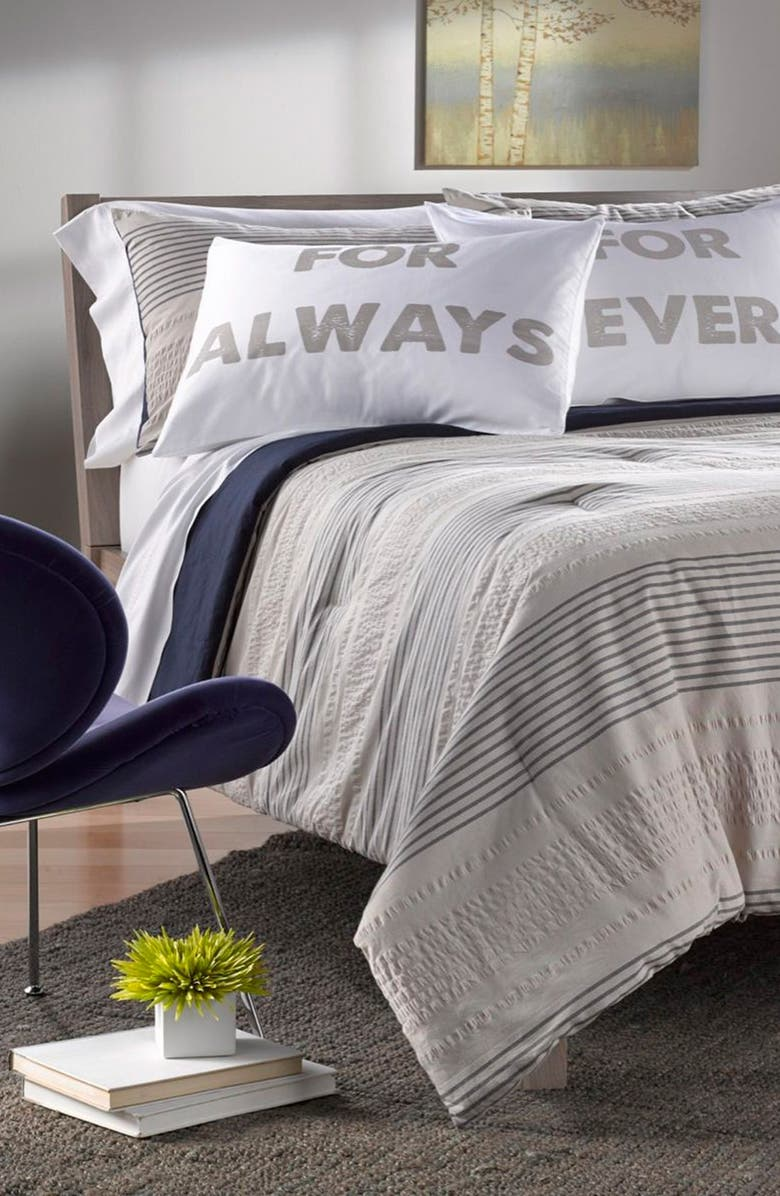 LEVTEX 'For Always/For Ever' Pillowcases, Main, color, 100