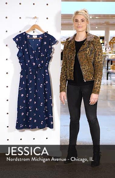 Floral Print Dress, sales video thumbnail