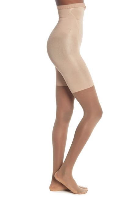 Image of SPANX 'Original' High Waisted Shaping Sheers