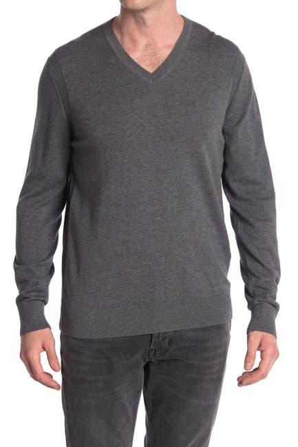 Image of Michael Kors V-Neck Pullover Sweater