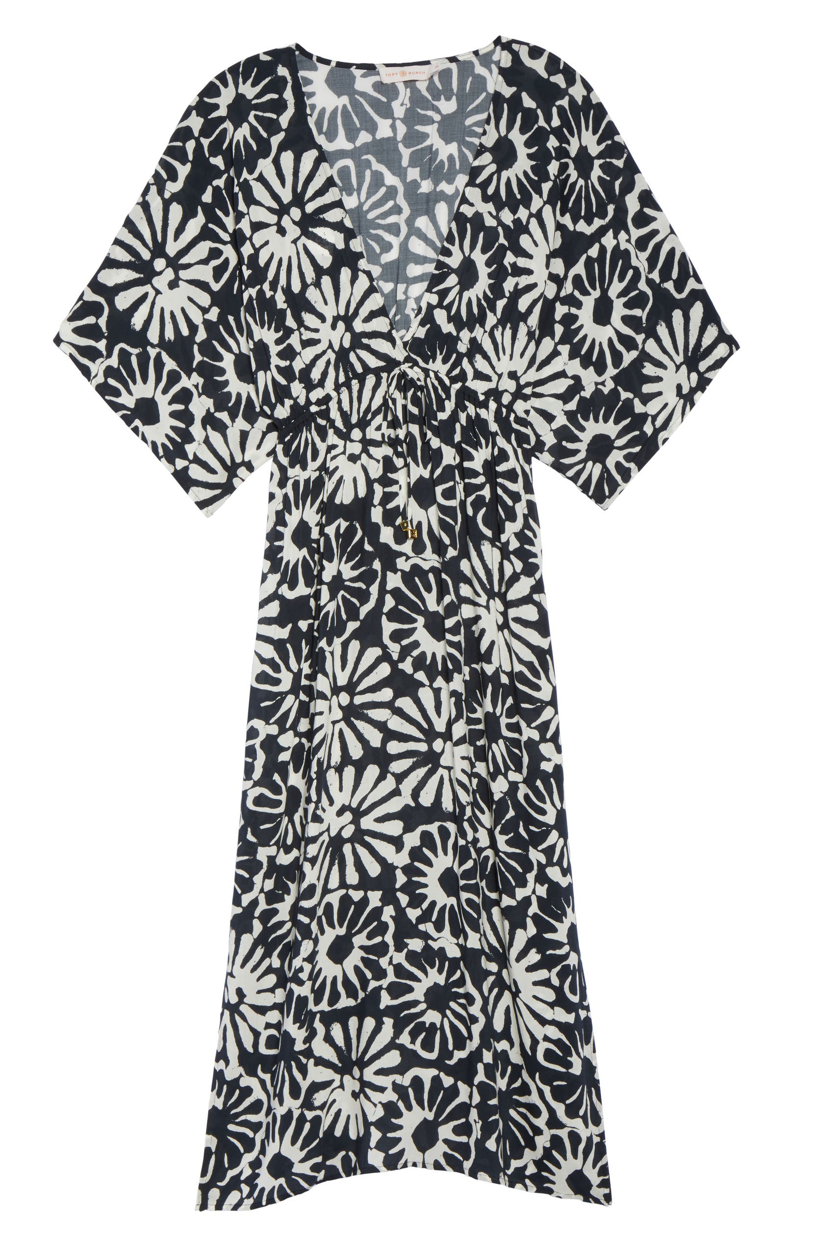 51c4991a3b5d9 Tory Burch Pomelo Floral Cover-Up Dress   Nordstrom