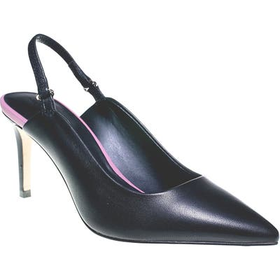 Cupcakes And Cashmere Gemmalyn Pump- Black