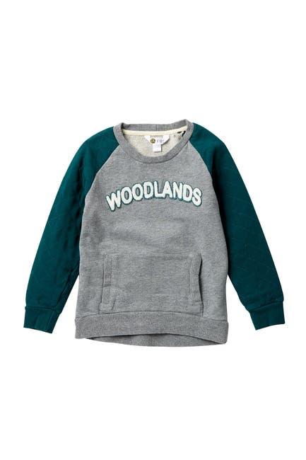Image of Petit Lem Crewneck Knit Sweatshirt