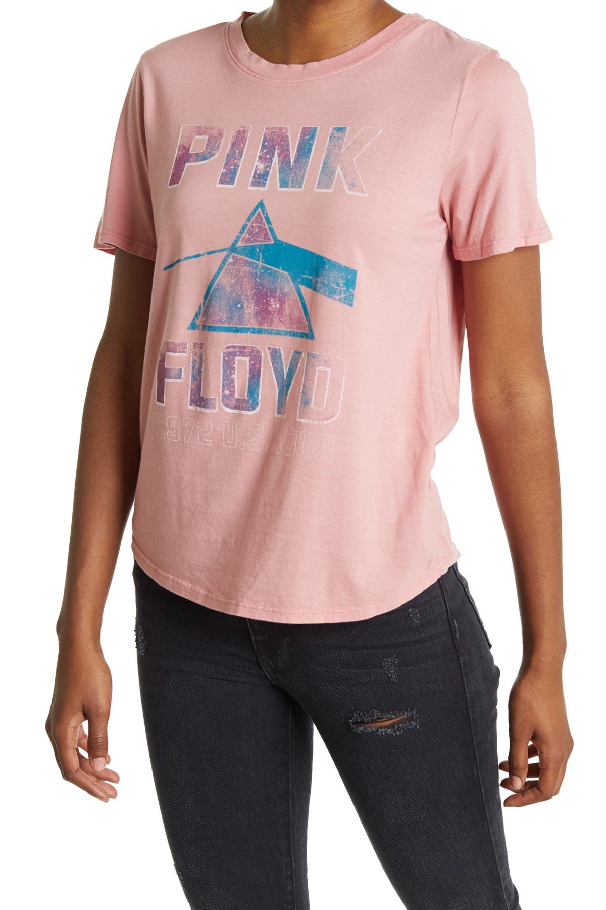 Image of Knit Riot Pink Floyd Tee