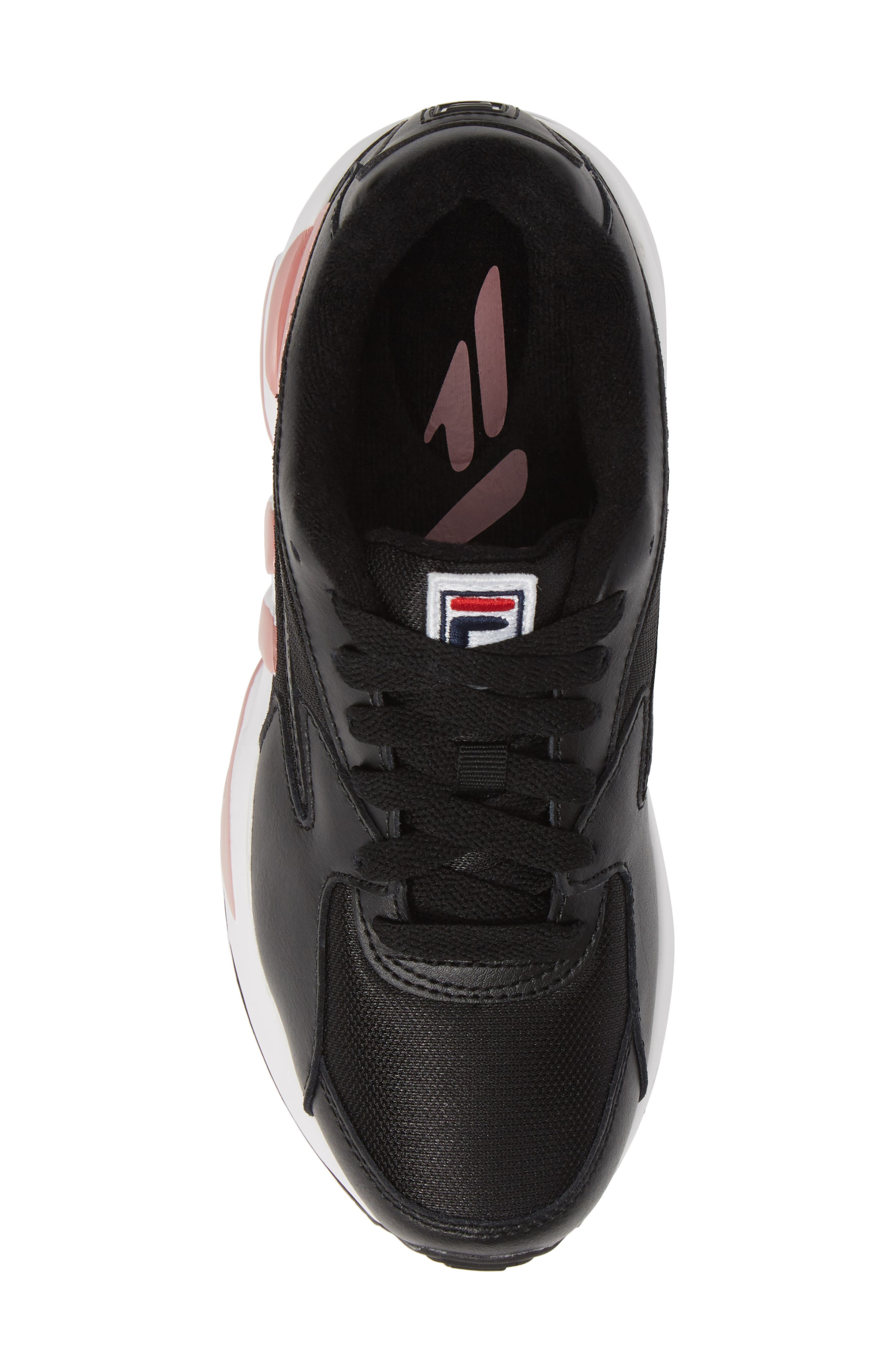 ,                             Mindblower Shoe,                             Alternate thumbnail 5, color,                             BLACK/ WHITE/ PINK SHADOW