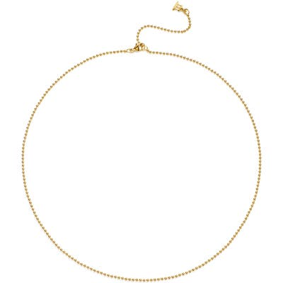 Temple St. Clair Ball Chain Necklace