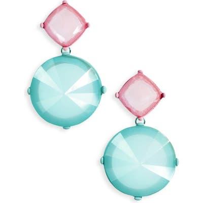 Bp. Bicolor Shape Drop Earrings